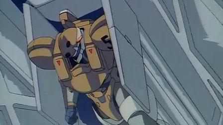 怀旧经典动画 宇宙骑士 神秘电影版 MISSING LING 的预告片