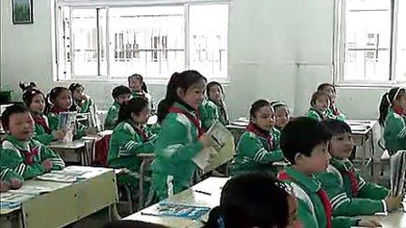 小学三年级英语优质课视频下册《Unit 2 My Family》人教版PEP王