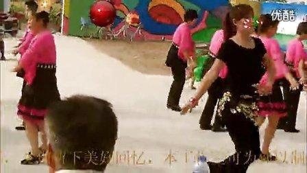 孙镇吴家大队腰槐红雨广场舞 泉水叮咚响(豪华版)