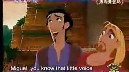 学英语看动画片