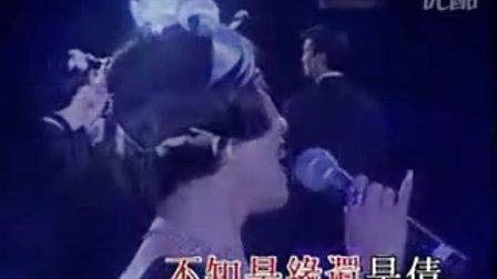 【視頻】TVB單元劇『民間傳奇』之『紫釵記』主題曲『紫釵恨』(鄭少秋+汪明荃 主唱)