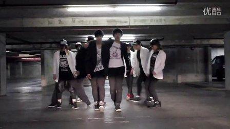 韩舞-EXO Growl remix at MAMA dance cover by Studios