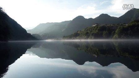 风景如画乌溪江