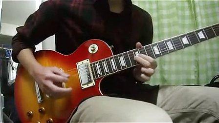 日本的宅都是怪物吗?  动漫歌曲电吉他超强串烧_标清