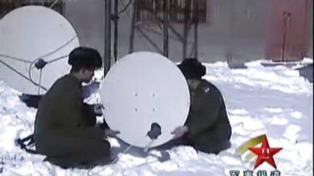 错那县遭受雪灾驻地官兵奋力抗雪抢险