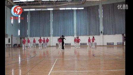 柔力球之歌难度动作训练(深圳市锦绣柔力球协会)