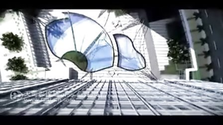 天美影作品-广西南宁地王大厦三维动画楼盘宣传片