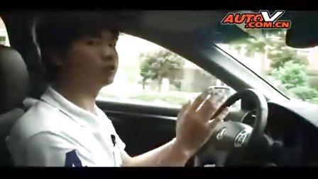 第一款冲出亚洲的汽车—讴歌TL比拼雷克萨斯与宝马。