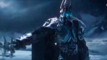 魔兽世界:巫妖王之怒开场动画