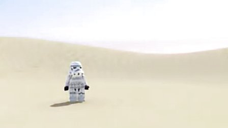 世界动画短片巡礼《乐高星球大战1》