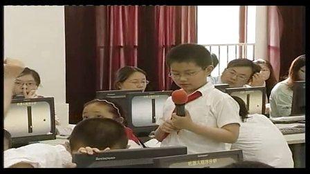 王蕾 机器人沿线走 小学信息技术优质课
