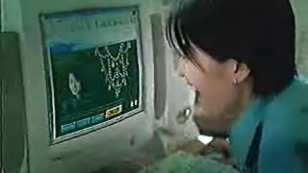 梁咏琪的电脑广告