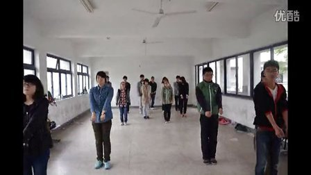 2013东南大学医学院啦啦操大赛预热片