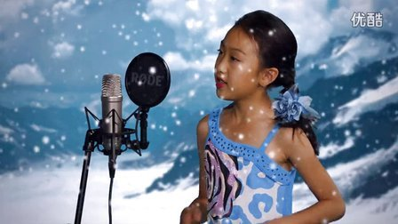 Grace Liu - 迪斯尼电影【冰雪奇缘】主题曲Let It Go 翻唱