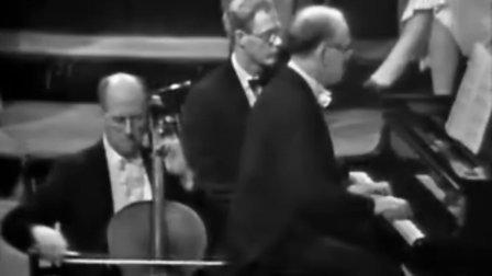 罗斯特罗波维奇、里赫特 贝多芬第3号大提琴奏鸣曲