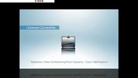 Cisco Unified Videoconferencing