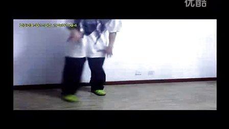鬼步舞基础舞步教学 鬼步舞教程 鬼步舞视频