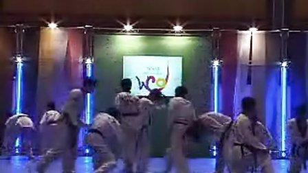 【侯韧杰  TKD  表演篇】之 跆拳道表演