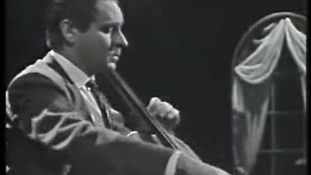 古尔德、罗斯 贝多芬第3号大提琴奏鸣曲,A大调