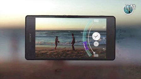 Xperia Z2  - Create dramatic slow motion effects