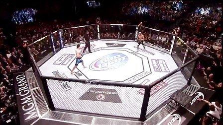 UFC安德森席尔瓦蜘蛛人VS韦德曼踢断腿全场比赛