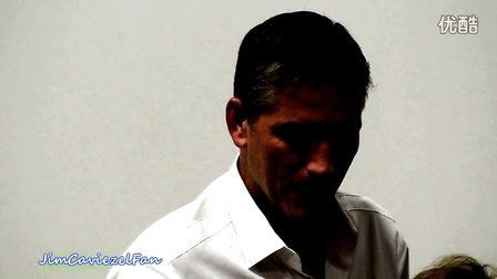 Jim Caviezel after the Savannah Q&A Session NYC P2