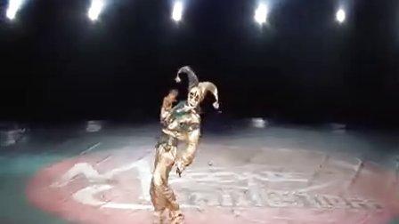 肖智斌(DP新舞忠) 男子单人Dancer