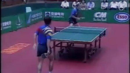 乒乓球技术培训教程,让你轻松学会乒乓球基本技巧,21