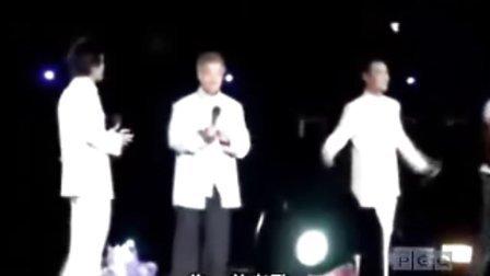 赵本山 小沈阳 成龙 鸟巢合唱《我的好兄弟》完整字幕版