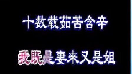 西皮不流水专集(祥林嫂_绝路问苍天)