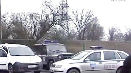 «Самооборона» Крыма- блок-посты...