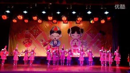 福州少儿舞蹈培训李晶艺术学校 舞蹈《会唱歌的盘子》左若榕