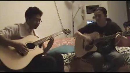 ◆强烈推荐◆→叶城 大象 吉他弹唱《白鸽》