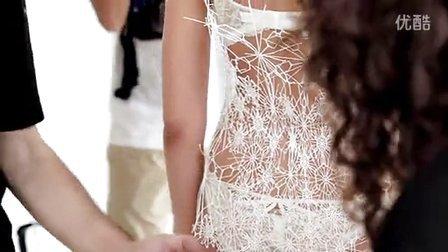 维多利亚的秘密3D打印技术的施华洛世奇秀服—Lindsay(转)