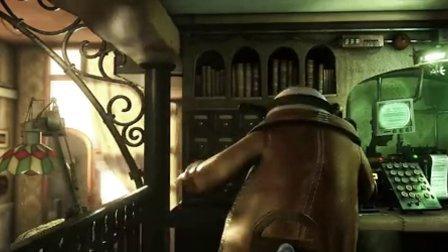 哈布洛先生-86届奥斯卡最佳动画短片
