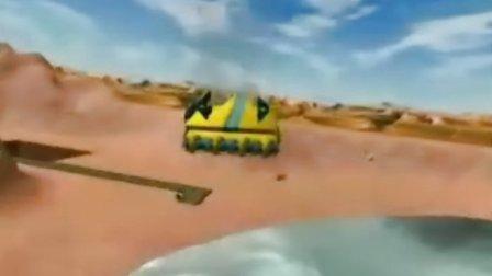 过山车大亨3——自己做的死亡地带 V(双子湾篇)