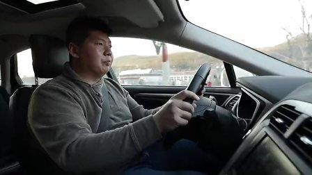 汽车之家11款合资中型车横评第3期 驾驶体验