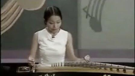 袁莎古筝自学教程