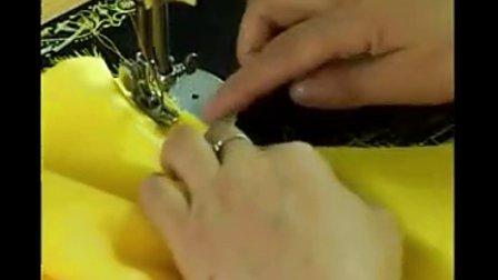 服装设计教程 服装设计教程 8衣袖的缝纫技法
