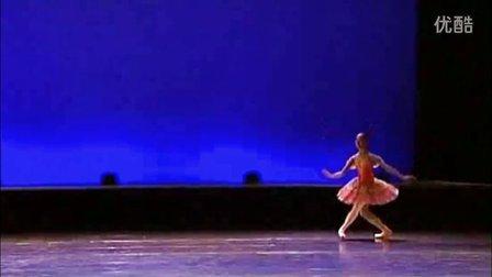 梁诗殷《巴赫塔 女变奏》芭蕾舞-广州市艺术学校