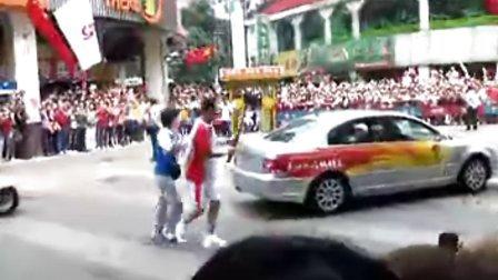 广州之旅 奥运火炬传递