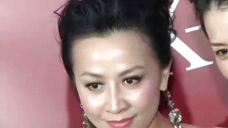 """刘嘉玲笑谈与梁朝伟的""""许久不见""""  新作期待老公欣赏"""