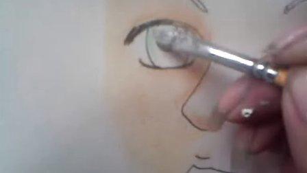 手绘漫画初级教学