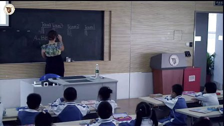 Hello教学课例深圳小学外教小学英语课