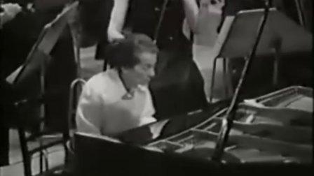 安妮·费舍尔 肖邦第1号钢琴协奏曲E小调