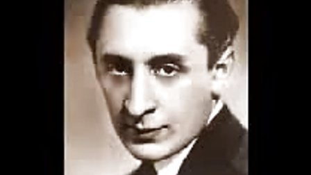 霍洛维茨 舒曼第3号F小调钢琴奏鸣曲OP14