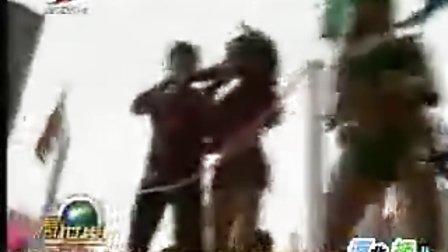 墨西哥:呼吁消除歧视要求平等 同性恋者举行大游行 四川电视台《看世界》20090622