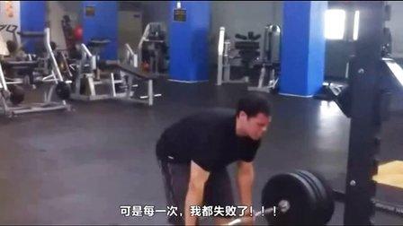 超级励志,国外胖子玩命锻炼减肥,狂瘦160斤,变成肌肉男帅哥