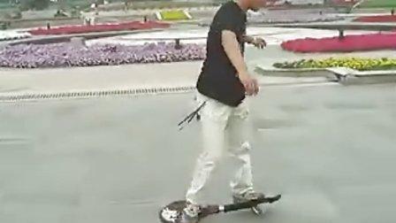 游龙板,二轮滑板