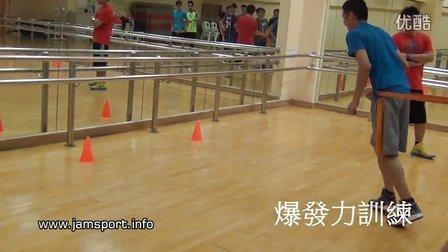 最新跳高 跳远 腿部 爆发力训练